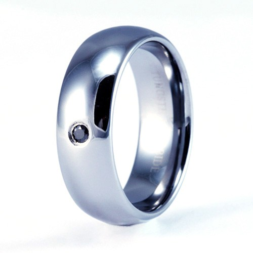 8mm mens s tungsten carbide wedding band ring